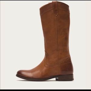 Frye Melissa Pull On tall boots